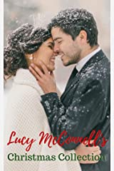 Lucy McConnell's Christmas Collection: 3 Clean Holiday Romances Kindle Edition