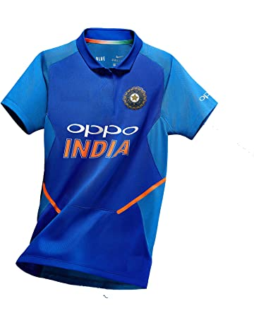 1dadfb95a Crazy Prints Dri Fit Indian Cricket Jersey 2019 for Cricket Fans