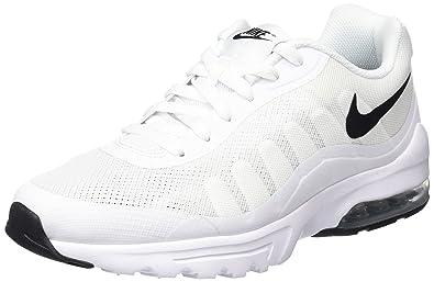 Homme Invigor white De Air Max Chaussures Running Nike Blanc nq4YETw4