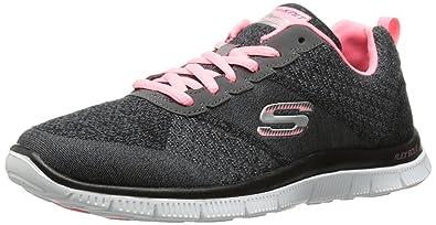 b86e121f7c66ba Skechers (SKEES Women s Flex Appeal-Simply Sweet Fitness Shoes ...