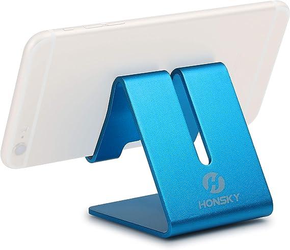 1 Universal Aluminum Cell Phone Desk Desktop Mount Stand Holder For Phone Tablet