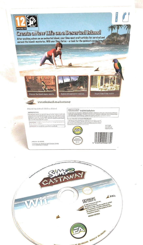 The Sims 2 - Castaway (Nintendo Wii): Amazon.es: Videojuegos