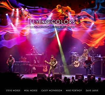 Second Flight: Live At The Z7