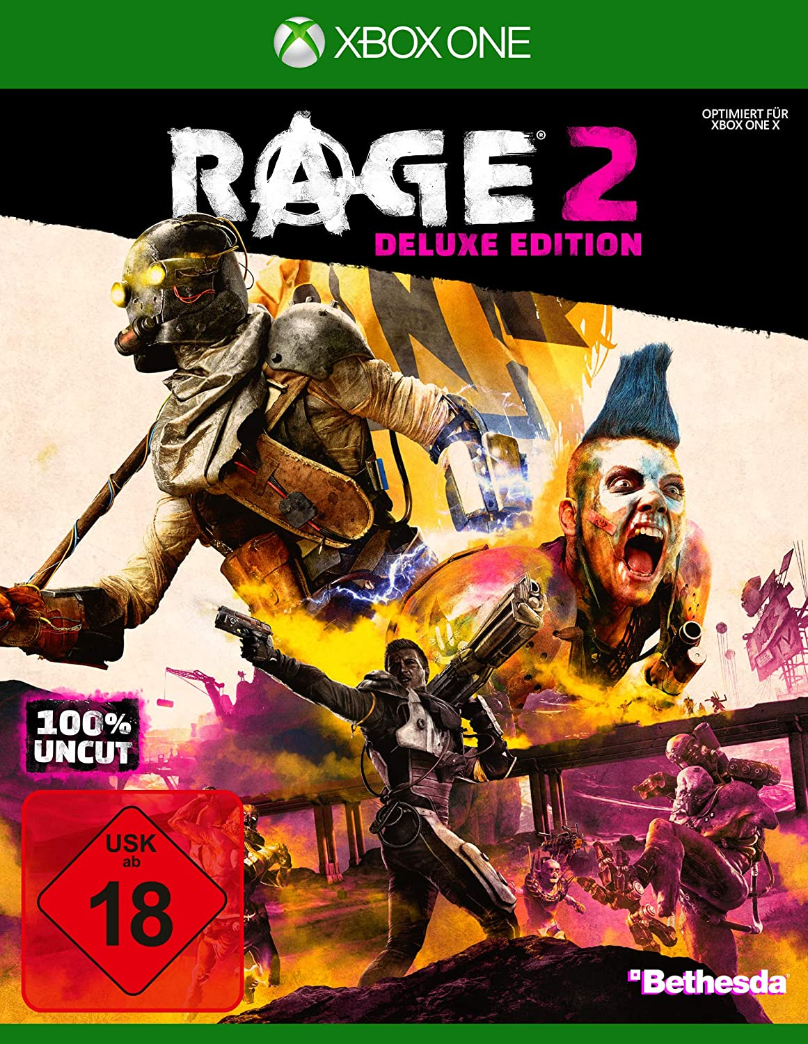 RAGE 2 Deluxe Edition Xbox One