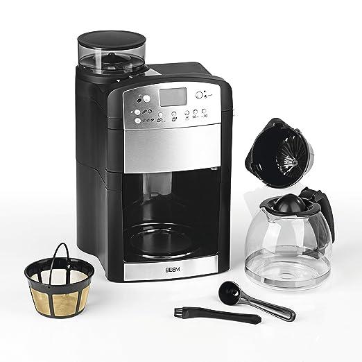 Beem Fresh-Aroma-Perfect - Cafetera automática con molinillo ...