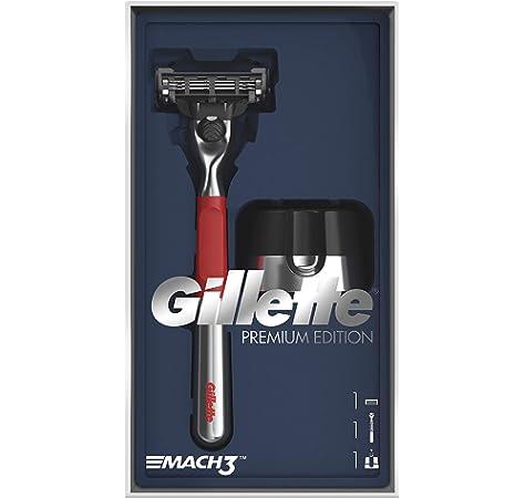 Gillette Mach3 Razor Limited Edition - Maquinilla de afeitar con ...