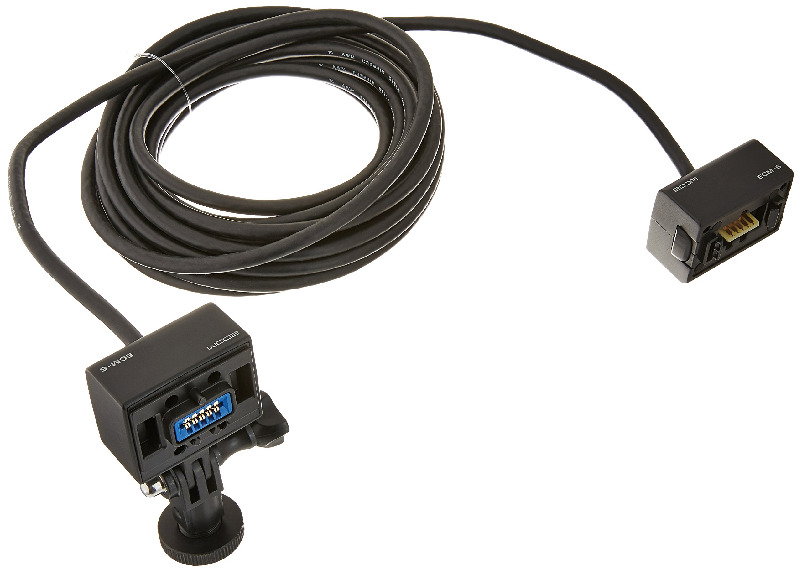 Zoom ECM-6 Extension Cable for F8, H6, H5 by Zoom