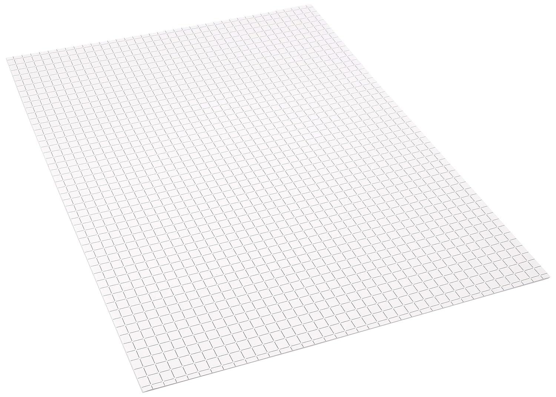 westfoam 20 x 76,2 cm 3 mm de grosor autoadhesivas - Tablero color blanco (Pack de 40): Amazon.es: Oficina y papelería