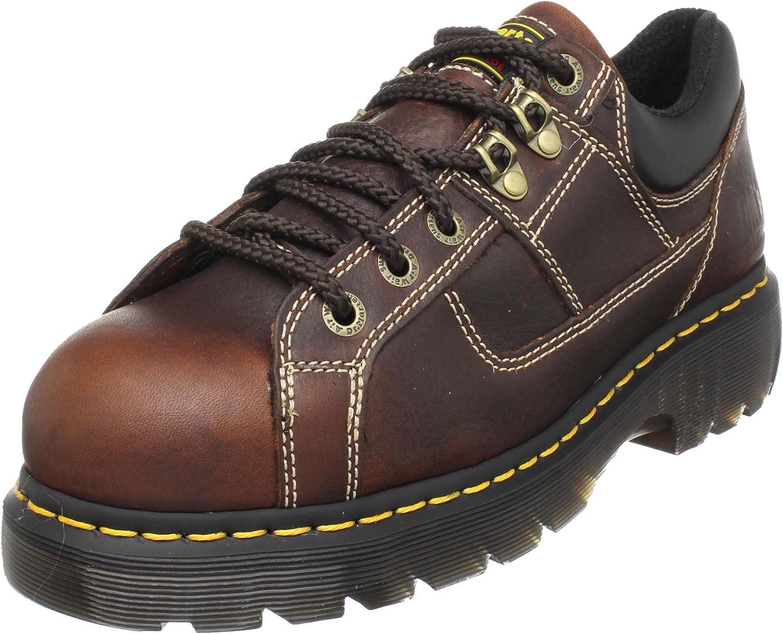 doc martens steel toe shoes