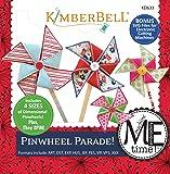 Kimberbell Designs Pinwheel Parade with Embroidery CD KD633