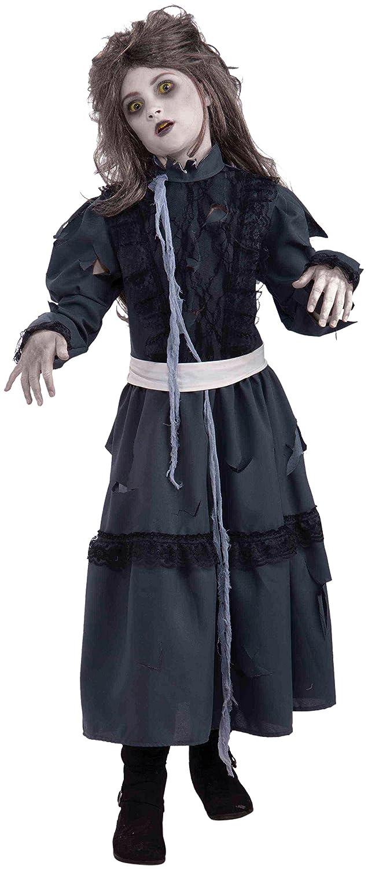 Amazon.com: Forum Novelties Zombie Girl Costume, Childu0027s Medium: Toys U0026  Games