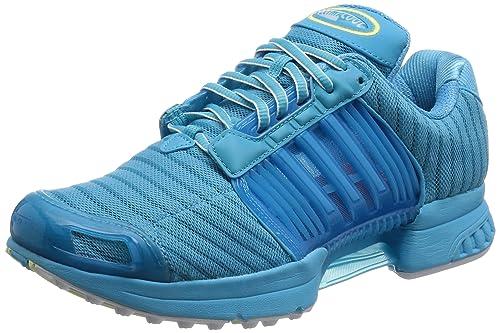 check out 032d9 a4505 adidas Scarpe Climacool 1 Bright Cyan Footwear White 38 Amazon.it Scarpe  e borse