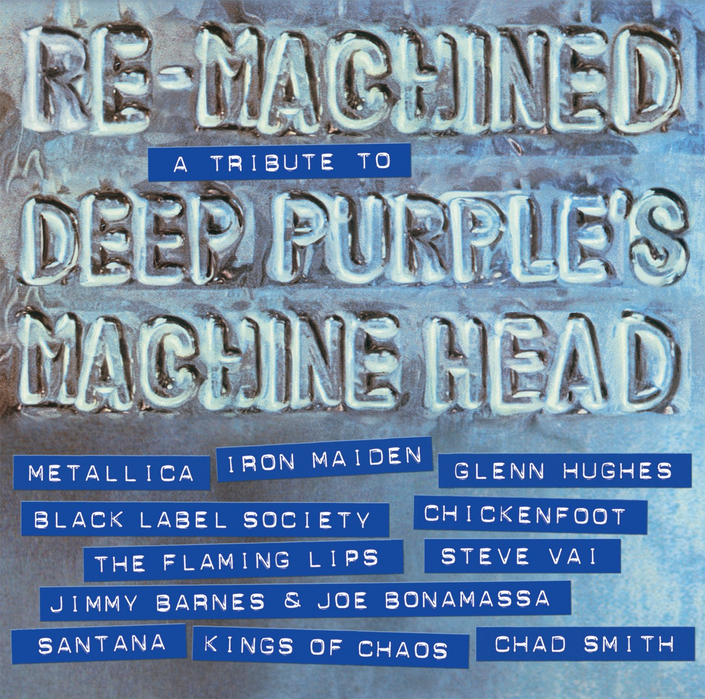 Re-Machined: A Tribute To Deep Purple's Machine