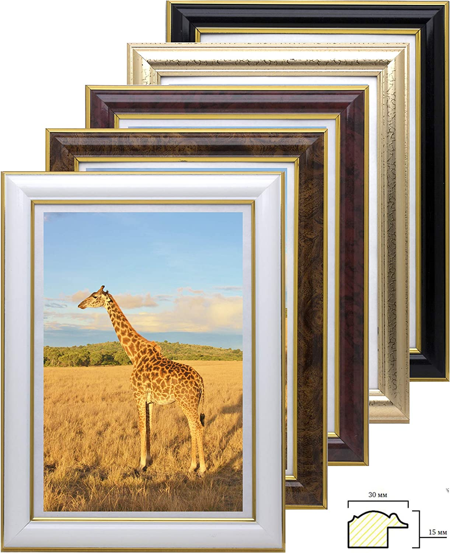 a4 Cadre Photo Cadre Photo en Plastique Plastique 10x15 15x21 21x30