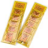 Hangerworld - 10 Sacchetti antitarme profuma biancheria alla citronella