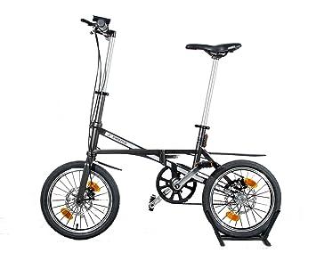 """16 """"carbonfaser bicicleta plegable Nueva sólo 7,8 ..."""