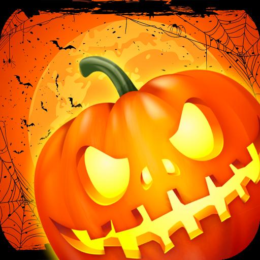 Bubble Shooter Halloween (Halloween Hunter Game)