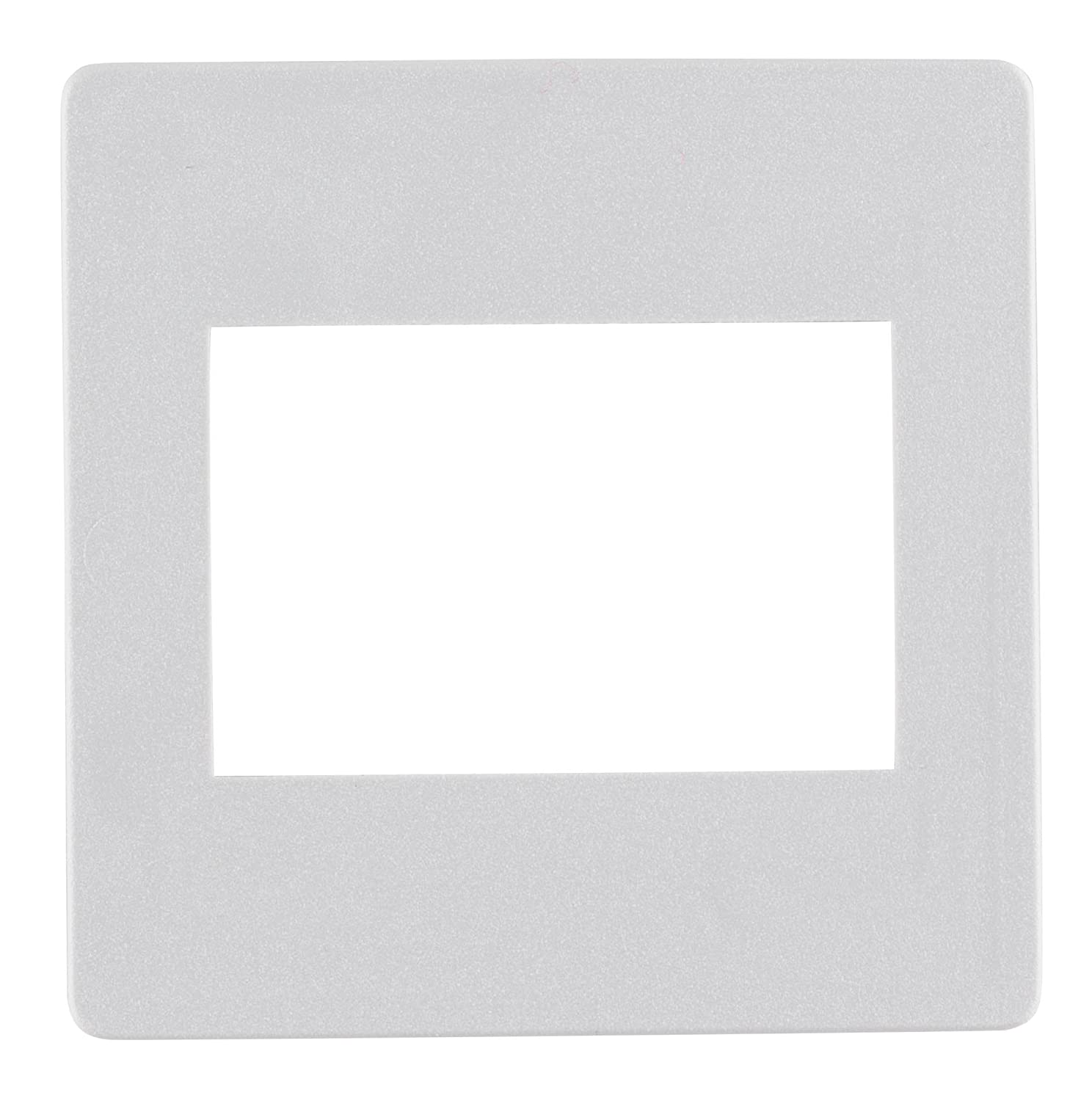 Gepe 457001 35mm Glassless Slide Mount, 2mm Thick, 100 Pack (White)
