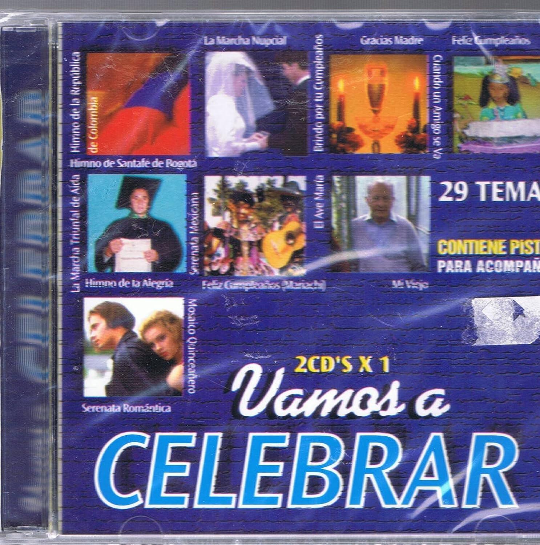 VARIOS - Vamos a Celebrar - Amazon.com Music