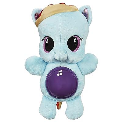 Playskool Friends My Little Pony Rainbow Dash Glow Pony: Toys & Games