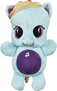 Playskool Friends My Little Pony Rainbow Dash Glow Pony