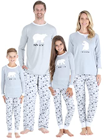 cad5dee12e4e2 Sleepyheads Femmes Ours Pyjama (SHM-4038-W-EU-2X): Amazon.fr ...