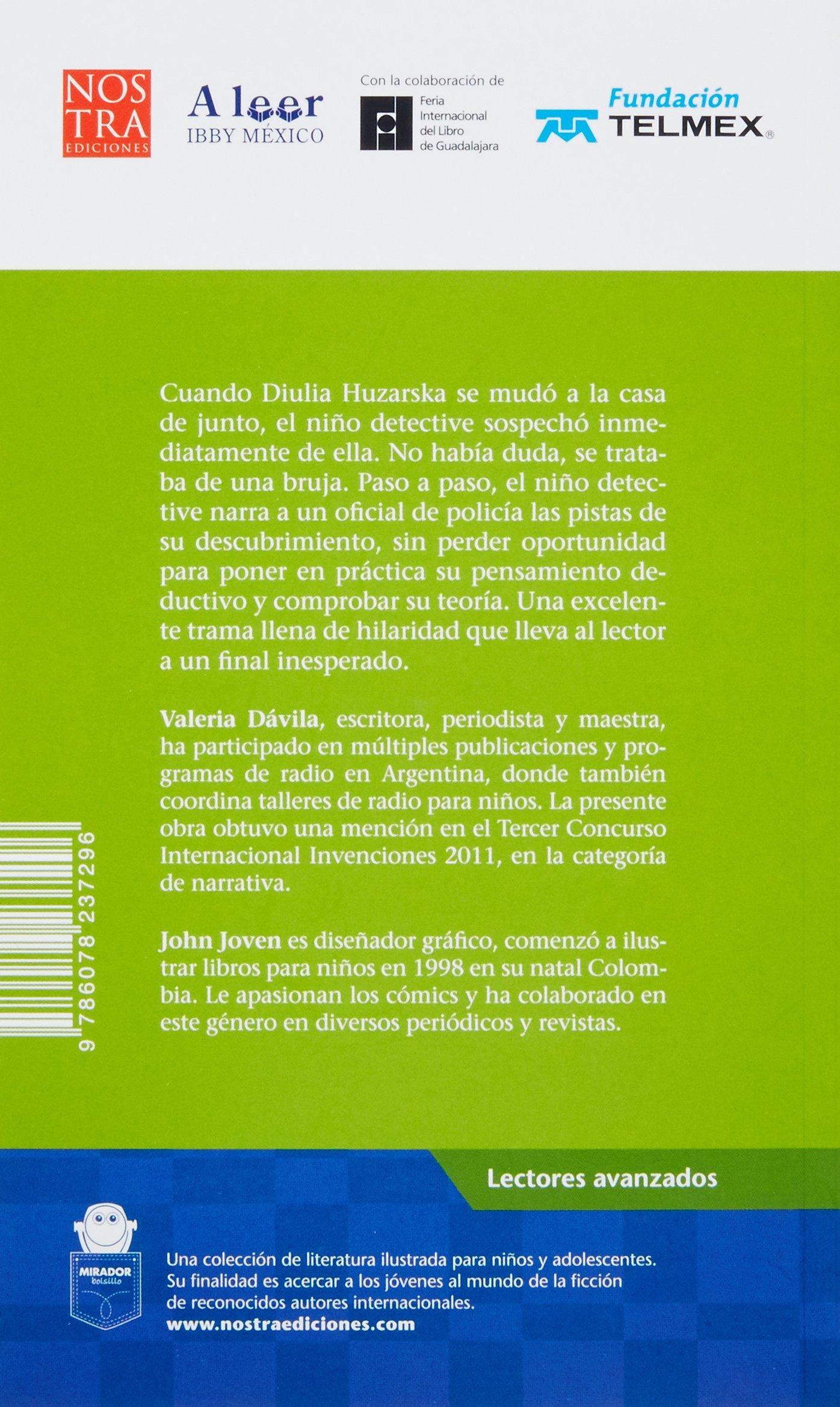 Plan para desenmascarar brujas (Spanish Edition): Valeria Dávila ...