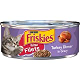 Friskies Turkey Cat Food, 5.50 Ounce