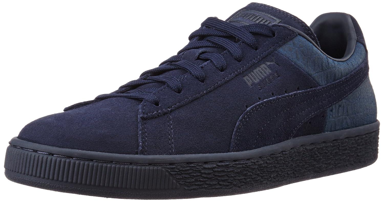 Puma Unisex-Erwachsene 361372 Sneaker, Violett  40 EU|Blau (Peacoat 02peacoat 02)