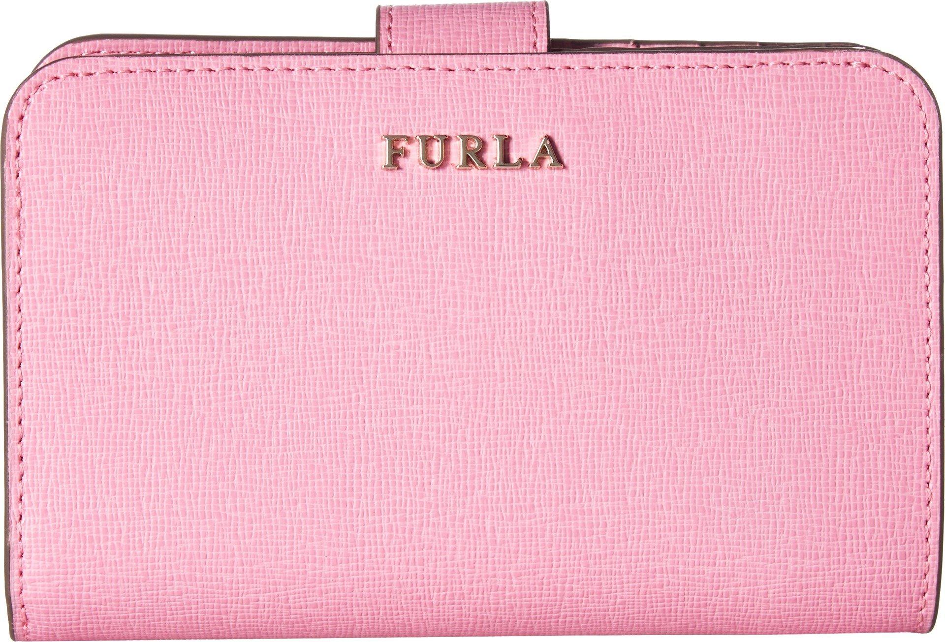 Furla Women's Babylon Medium Zip Around Orchidea One Size by Furla