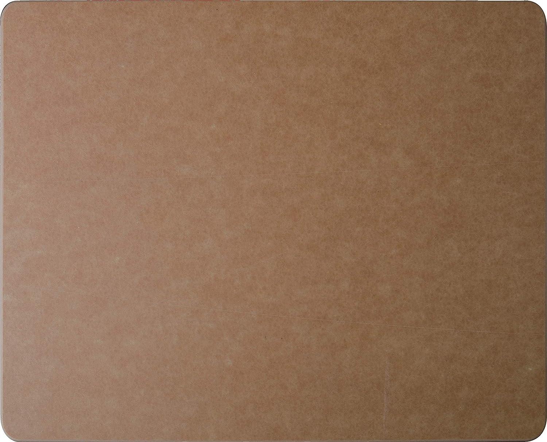 "San Jamar TC121812 Tuff-Cut High Tech Resin Regular Cutting Board, 18"" Width x 12"" Height x 1/2"" Depth"