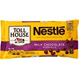 Nestle TOLL HOUSE Milk Chocolate Morsels 11.5 oz. Bag