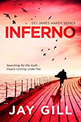 Inferno (DCI James Hardy Series Book 5) Kindle Edition