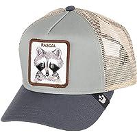 Goorin Bros. Trucker Cap Trash Eater - Gorra, color gris