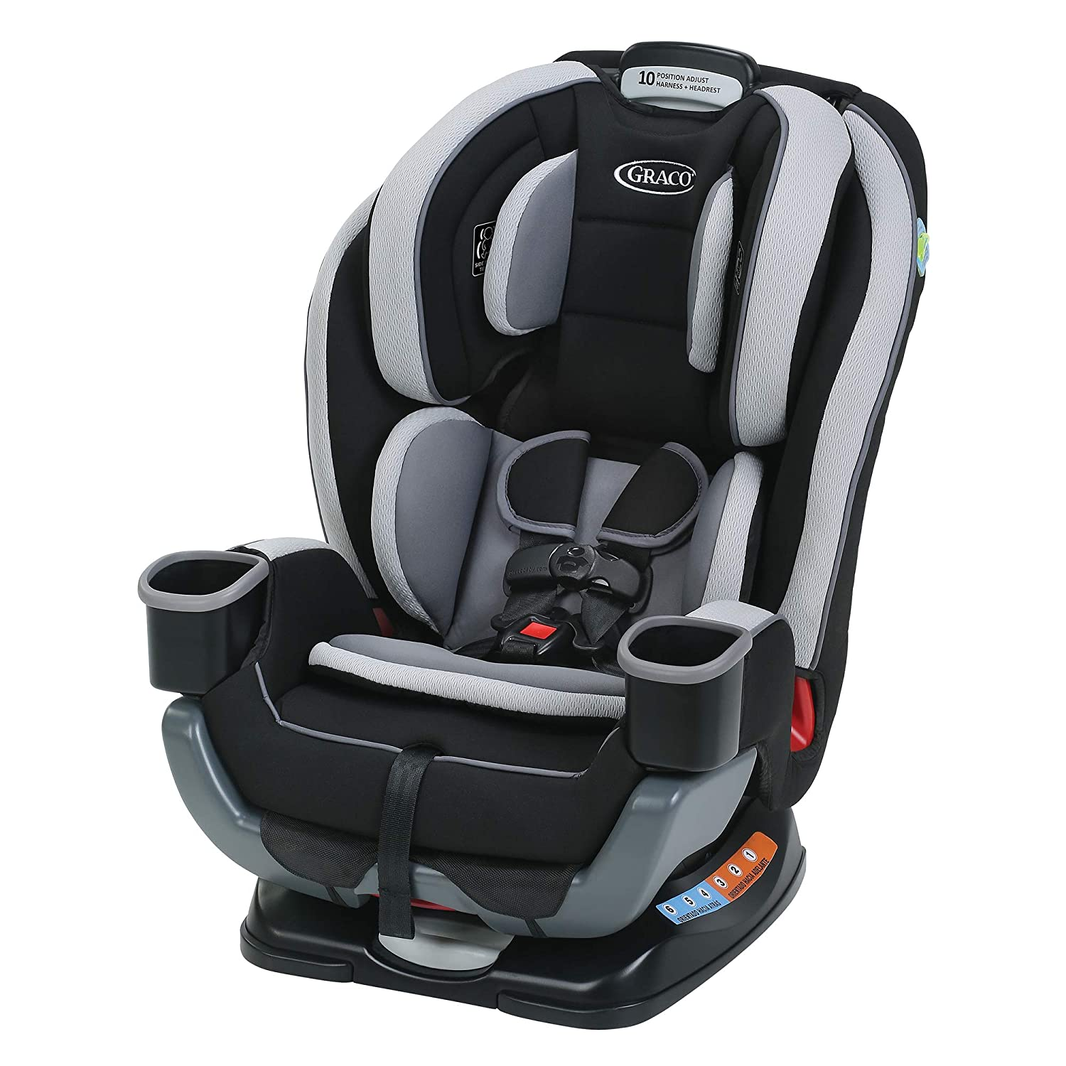 Graco Extend2Fit 3 in 1 Car Seat | Ride Rear
