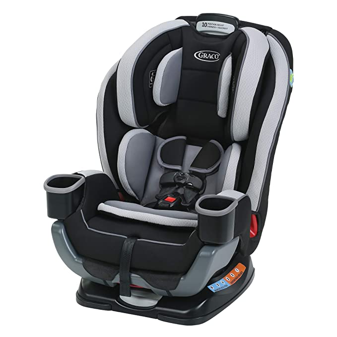 Graco Extend2Fit 3 In 1 Car Seat - Top Pick Convertible Car Seat