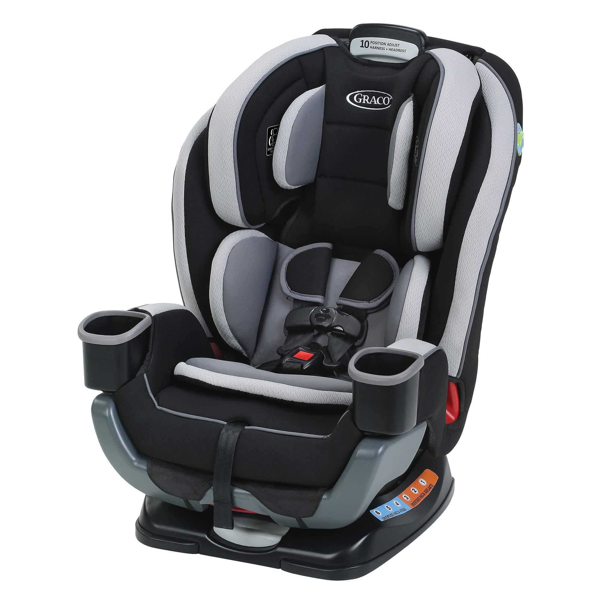 Graco Extend2Fit 3-in-1 Car Seat, Garner