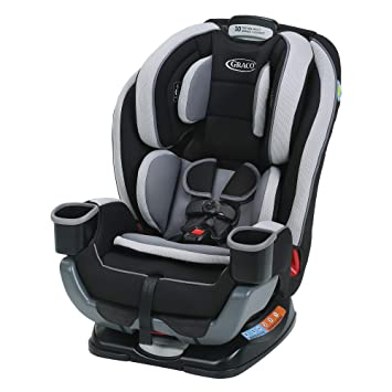 Graco Extend2Fit 3 in 1 Car Seat | Ride Rear Facing Longer with Extend2Fit,  Garner