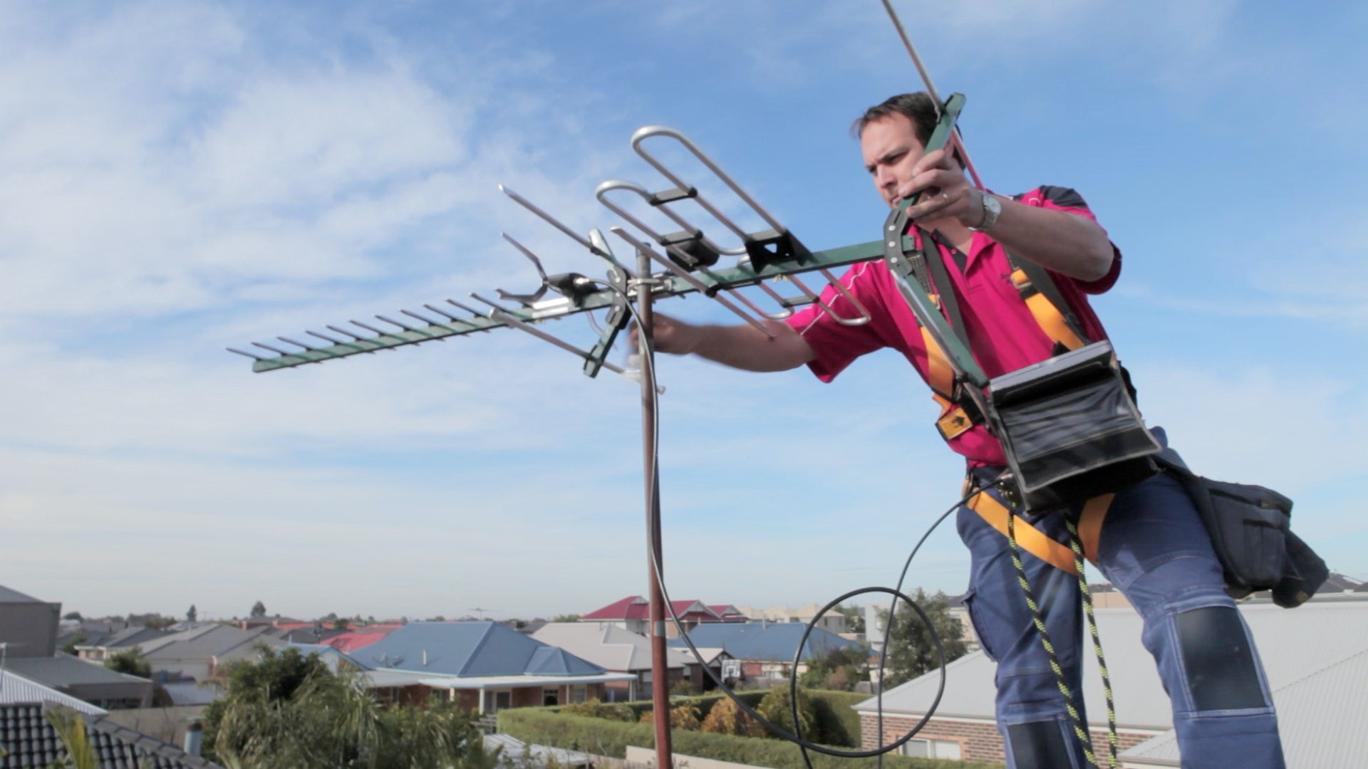 Digital TV Aerial and Satellite Installation Watford