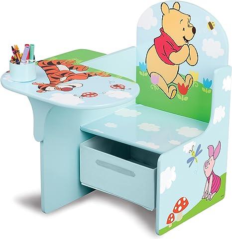 Disney Winnie L Ourson Pour Banc Table Et Chaises Sitzpult Meuble De Rangement 3 En 1 Produit Neuf Amazon Fr Cuisine Maison