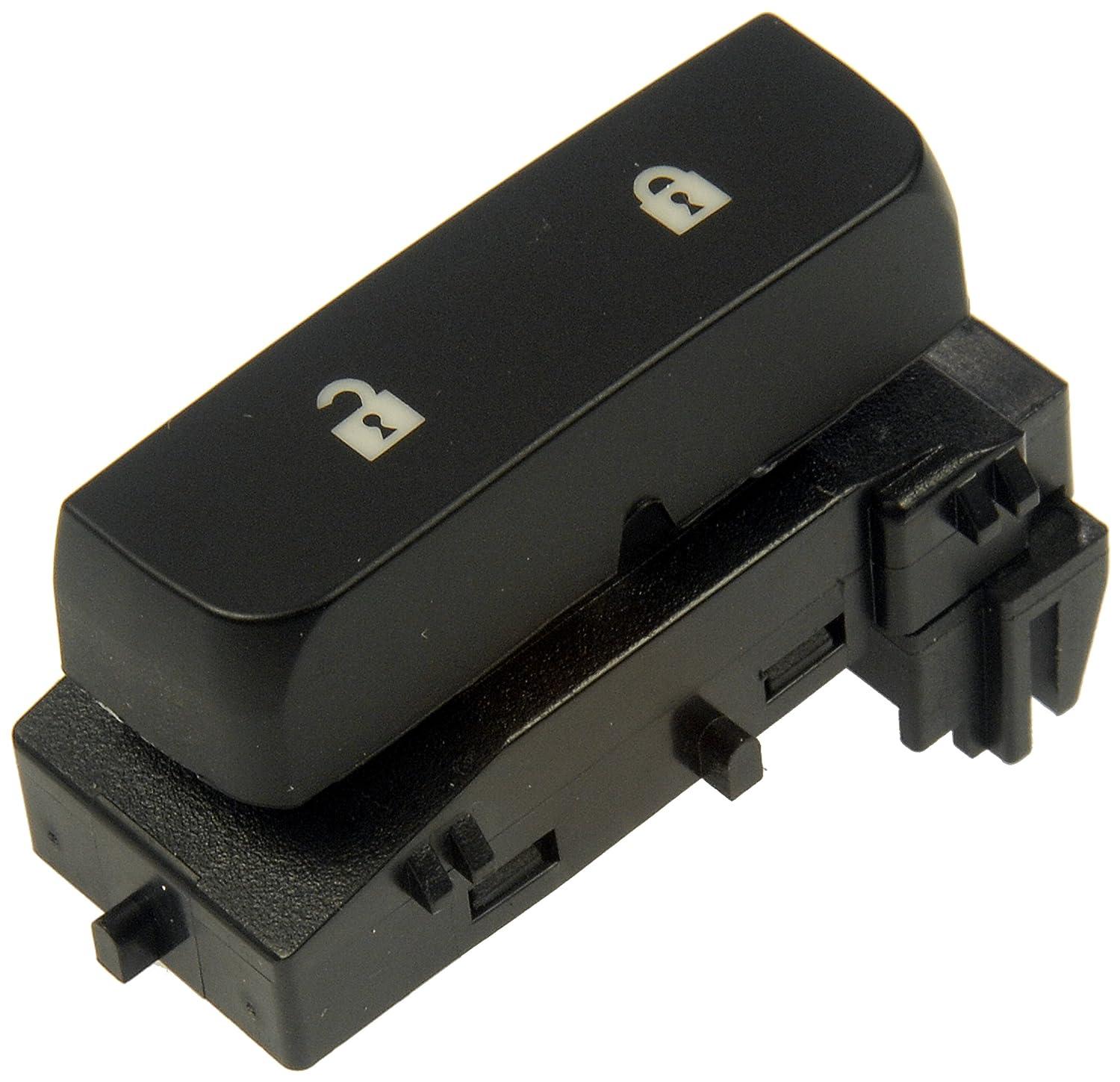 Dorman 901-119 Driver Side Front Door Lock Switch Dorman - OE Solutions