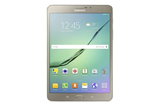 "190 opinioni per Samsung SM-T719NZDEITV Galaxy Tab S2 Tablet, Display da 8.0"", Processore da 1.8"