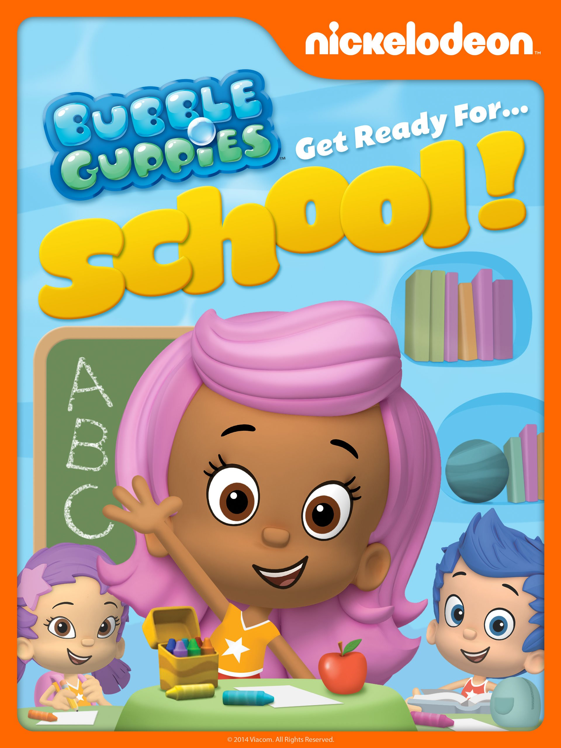 Amazon com: Watch Bubble Guppies: Get Ready For School