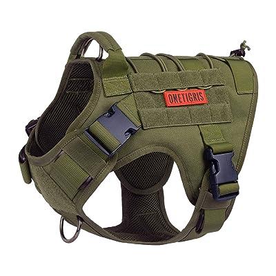 OneTigris Tactical Dog Harness Vest