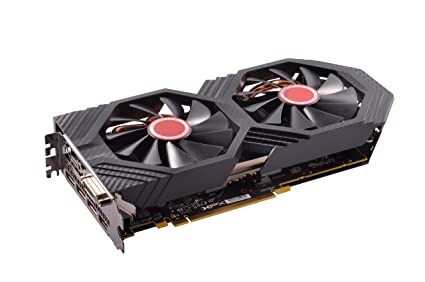 XFX AMD Radeon RX RX-580P4DFD6 4GB Triple X Edition ...