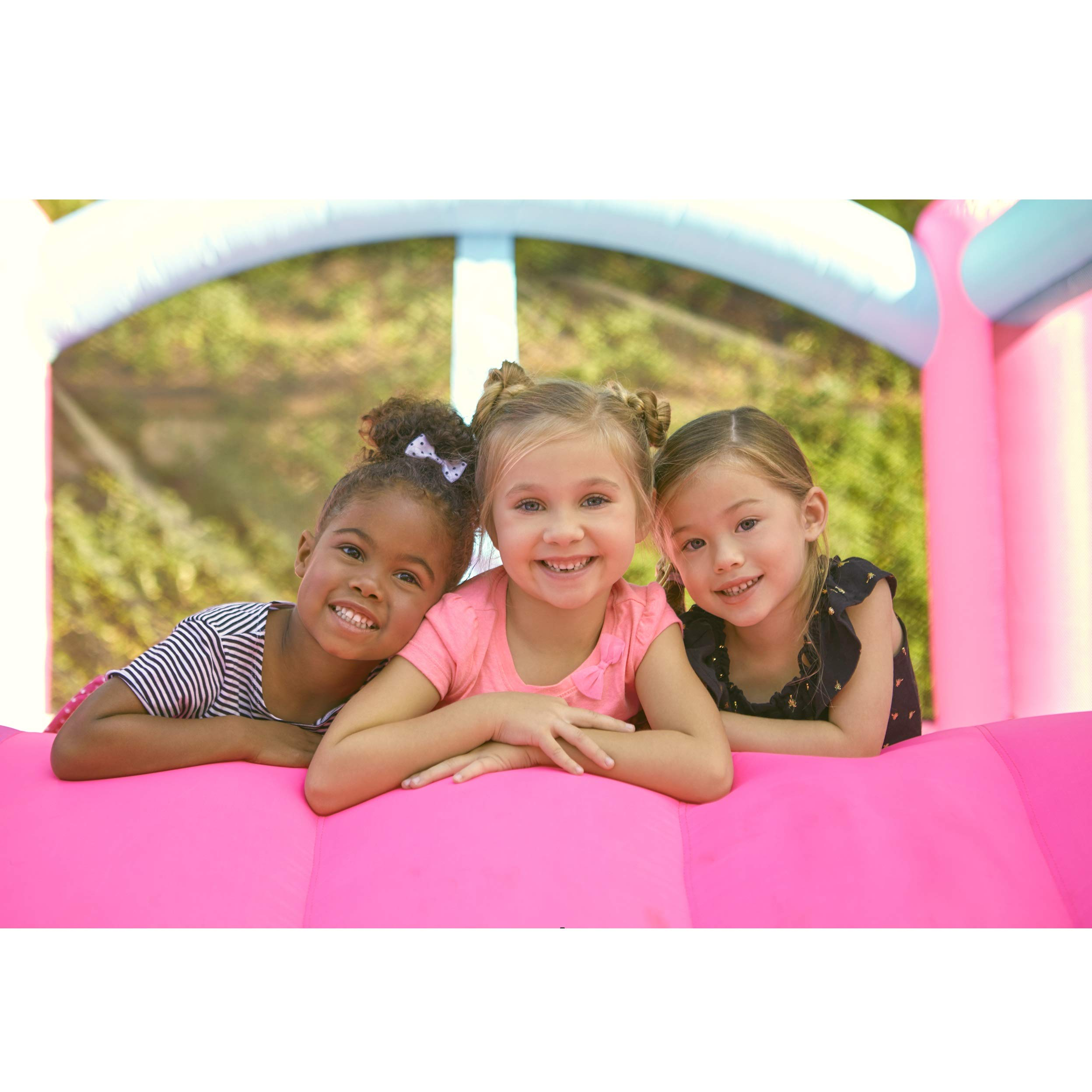 L.O.L. Surprise Jump 'n Slide Inflatable Bounce House with Blower by Little Tikes (Image #6)