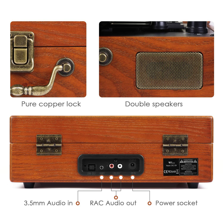 Tocadiscos: Amazon.es: Electrónica