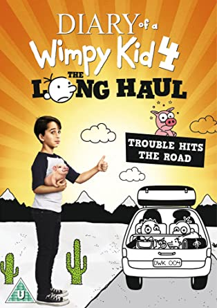 diary of a wimpy kid the long haul summary sparknotes