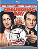 Groundhog Day (15th Anniversary  Edition) [Blu-ray]