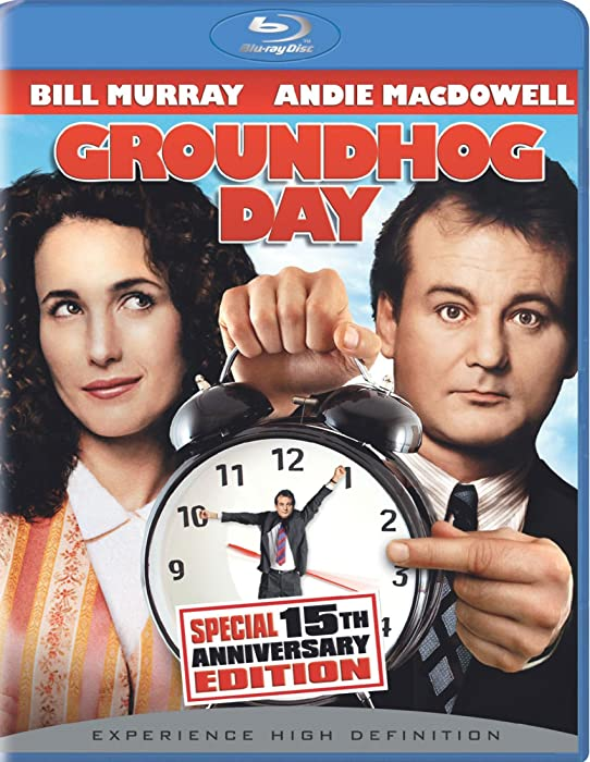 Groundhog Day (15th AnniversaryEdition) [Blu-ray]